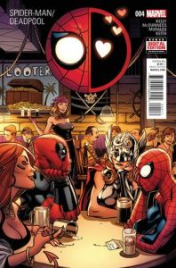 Spider-Man/Deadpool #4, cover, Ed McGuinness