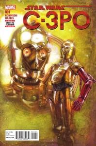 Star Wars: C-3PO #1, 2016, James Robinson, Tony Harris