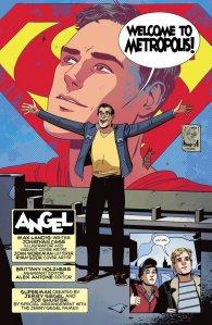 Superman: American Alien #6, 2016, Jonathan Case