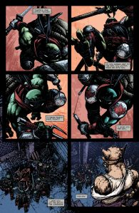 Teenage Mutant Ninja Turtles: Deviations, image 2