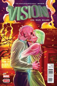 The Vision #6, 2016