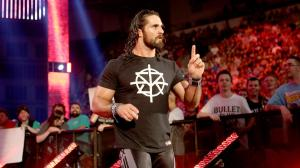 WWE Raw, May 30, 2016, Seth Rollins
