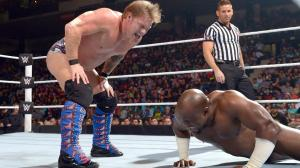 WWE Raw, May 23, 2016, Chris Jericho, Apollo Crews