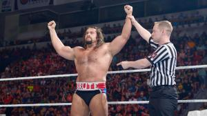 WWE Raw, May 30, 2016, Rusev