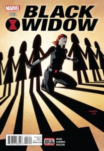 Black Widow #3 (2016)
