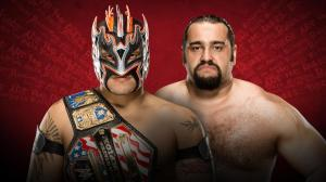 Kalisto, Rusev, WWE Extreme Rules 2016