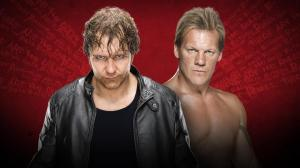 WWE Extreme Rules 2016, Dean Ambrose, Chris Jericho