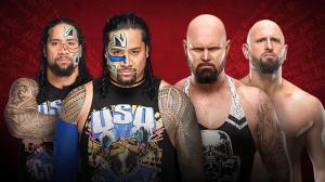 The Usos, Luke Gallows, Karl Anderson, WWE Extreme Rules 2016