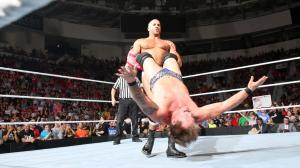 Cesaro, Chris Jericho, WWE Raw, May 30, 2016