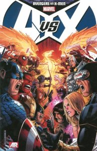 Avengers vs. X-Men cover