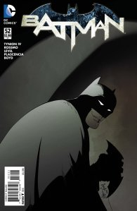 Batman #52, 2016, Greg Capullo