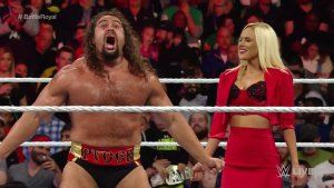 Rusev, Lana, WWE Raw, May 2, 2016