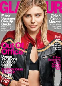 Chloe Grace Moretz, Captain Marvel, Glamour