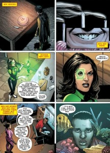 DC Universe Rebirth #1, montage, Gary Frank