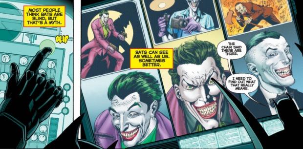DC Universe: Rebirth #1, Jokers, Ethan Van Sciver