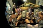 Batman #1, 2011, villains