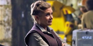 Star Wars: The Force Awakens, Princess Leia