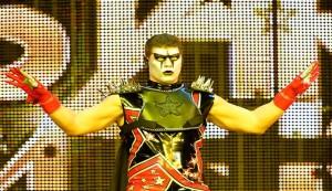 WWE, Stardust