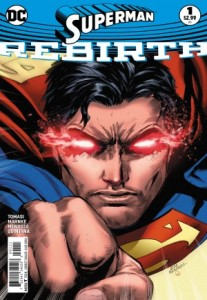 Superman: Rebirth #1, 2016