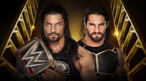 Roman Reigns, Seth Rollins, WWE Money in the Bank 2016