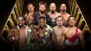 WWE Money in the Bank 2016, The New Day, Enzo & Cass, Gallows & Anderson, The Vaudevillians