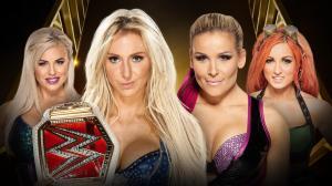 Charlotte, Dana Brooke, Natalya, Becky Lynch