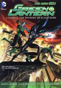 Green Lantern, Vol. 2: Revenge of the Black Hand
