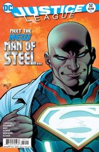 Justice League #52, 2016