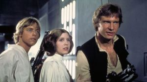 Star Wars, trio