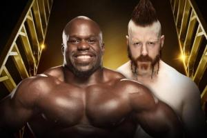 Sheamus vs. Apollo Crews, WWE Money in the Bank 2016