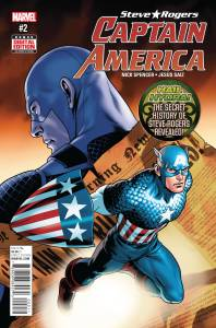 Captain America: Steve Rogers #2, 2016