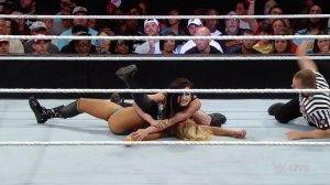 WWE Raw, June 13 ,2016, Paige, Charlotte