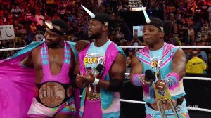 The New Day, WWE Raw, June 13, 2016