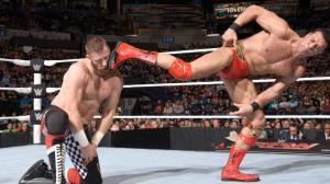 Sami Zayn, Alberto Del Rio, WWE Raw, June 6, 2016