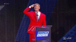 John Laurinaitis, WWE Raw, June 20, 2016