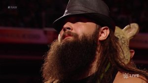 Bray Wyatt, WWE Raw, June 20, 2016