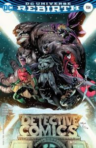 Detective Comics #934, 2016, Eddy Barrows