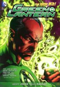 Green Lantern, Vol. 1: Sinesttro