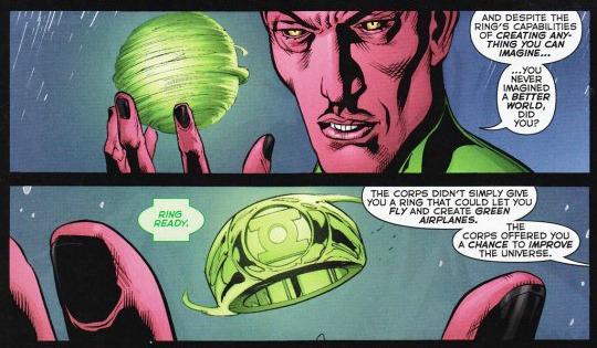 Green Lantern 1, Sinestro, 2012, Doug Mahnke
