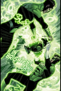 Green Lantern Annual #1, 2012, interior