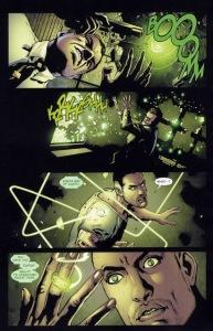 Green Lantern #0, 2012, Simon Baz