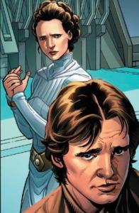 Han and Leia, Han Solo #1