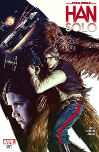 Star Wars: Han Solo #1, 2016