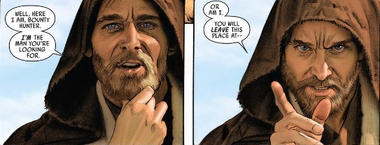 Obi-Wan, Star Wars #20, Mike Mayhew