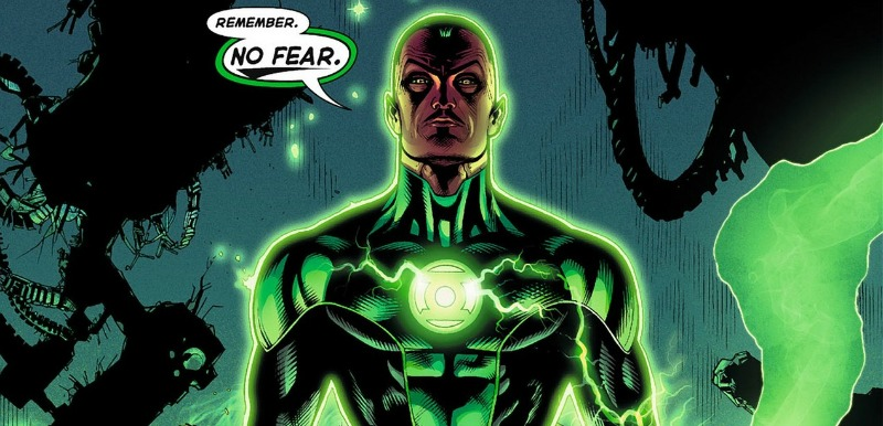 a green lantern sinestro review you gave a power ring to who