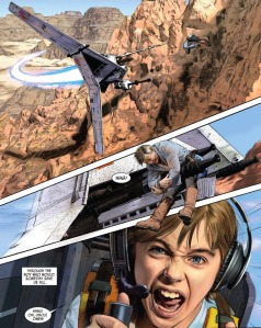 Star Wars #20, 2016, Mike Mayhew, Luke