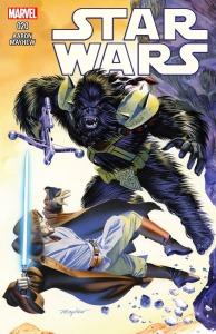 Star Wars #20, cover