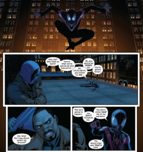 Ultimate Spider-Man #12, David Marquez