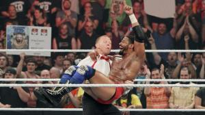Bob Backlund, Darren Young, WWE Raw, July 11, 2016