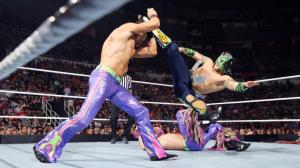 Kalisto, WWE Raw, July 11, 2016